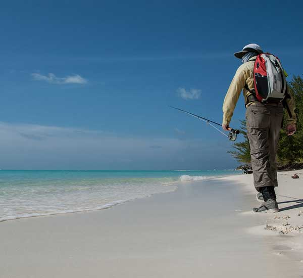 Fly Fishing in the Maldives