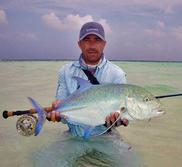 Fly Fishing in Saltwater