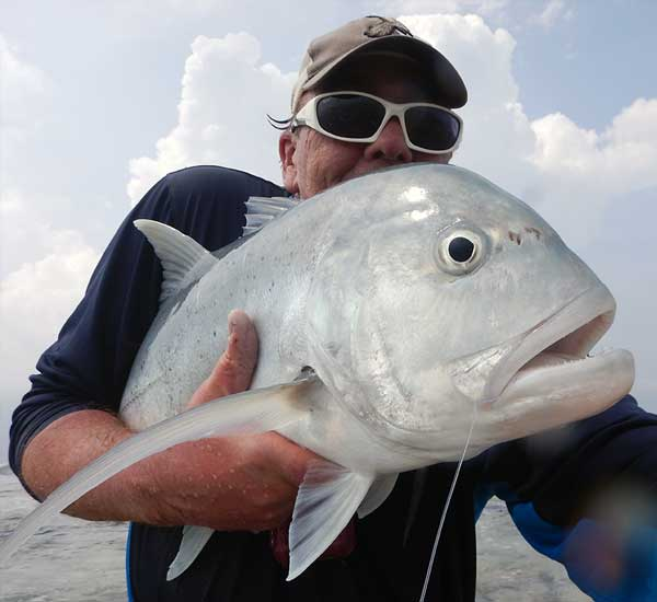 Saltwater Flyfishing in the Maldives