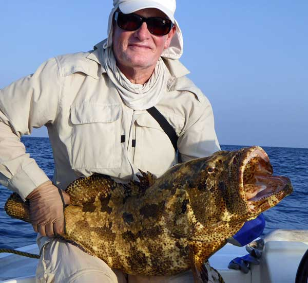 Popperfishing for Giant Trevally, Tuna, Snapper, Grouper and more.