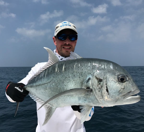 Spin Fishing for Wahoo, Sharks, Giant Trevally, Tuna, Snapper, Grouper and more.